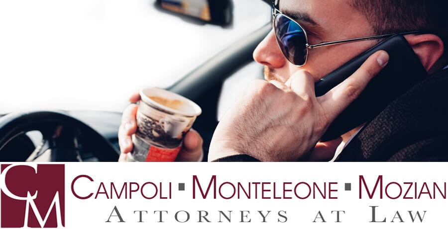 MASSACHUSETTS DISTRACTED DRIVING LAW WILL CHANGE SOON on Campoli, Monteleone & Mozian, P.C. Attorneys, Personal Injury, Real Estate, Employment, Criminal Defense, Divorce and Family lawyers, Pittsfield, Great Barrington and North Adams