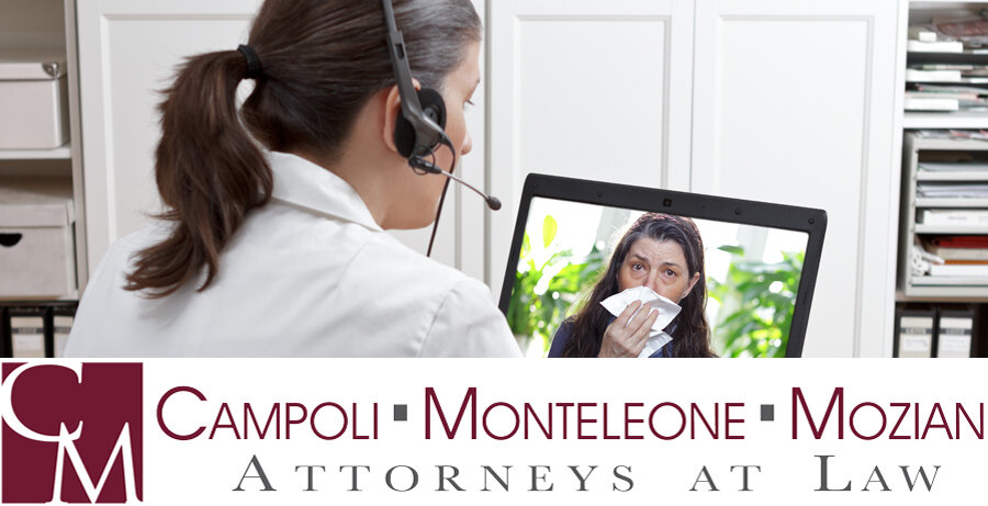 Expansion of Telehealth in Massachusetts on Campoli, Monteleone & Mozian, P.C. Attorneys, Personal Injury, Real Estate, Employment, Criminal Defense, Divorce and Family lawyers, Pittsfield, Great Barrington and North Adams