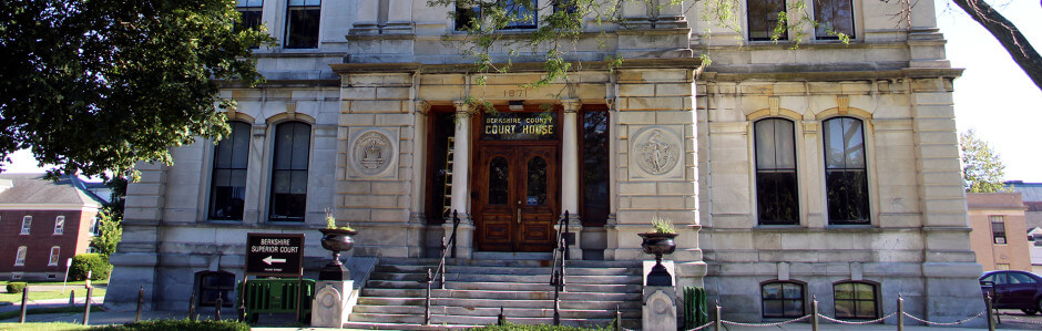 Pittsfield, MA Courthouse